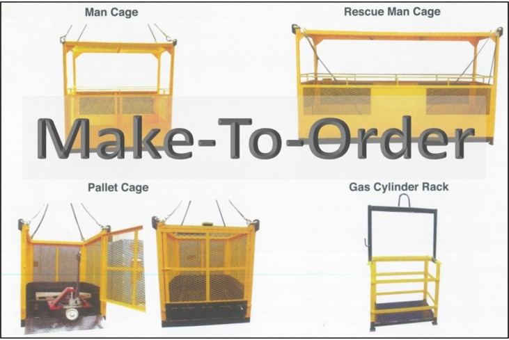 Make-To-Order  ( Steel Fabrication & Customization )