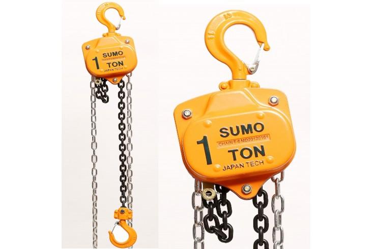 Chain Block - SUMO