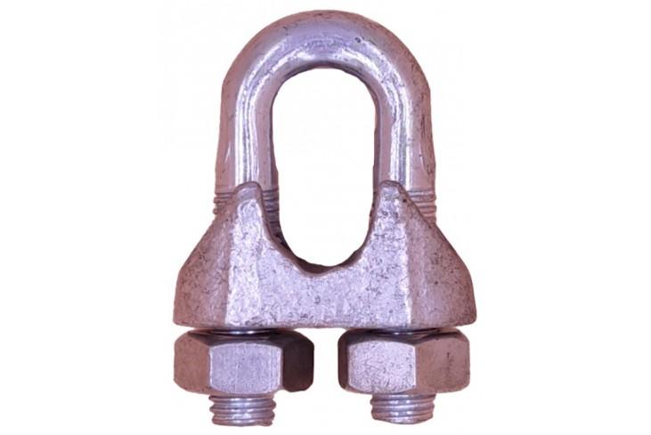 Wire Rope Clip - Bulldog Clip - Galvanized Type