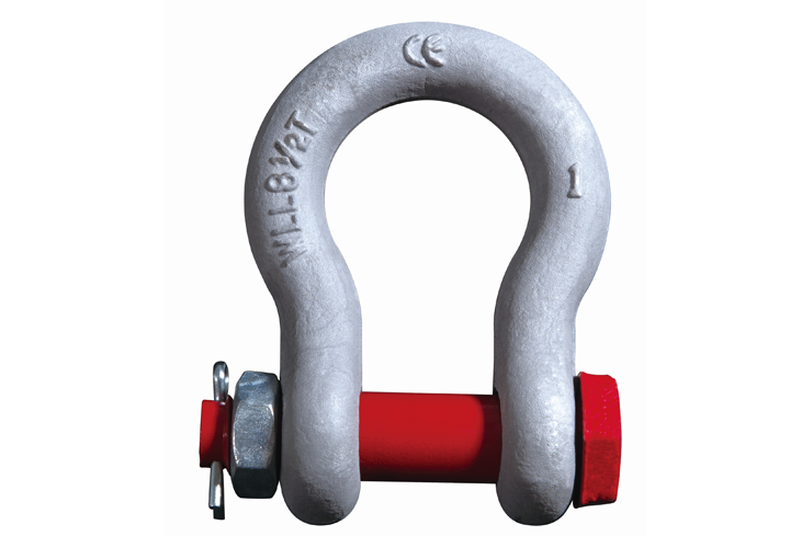 Bow Bolt _ Nut Shackle